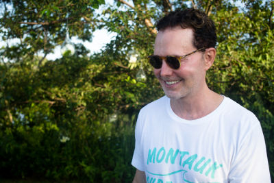 alan rish in  Guest Of A Guest & Oliver Peoples Host A Paella Party In Montauk