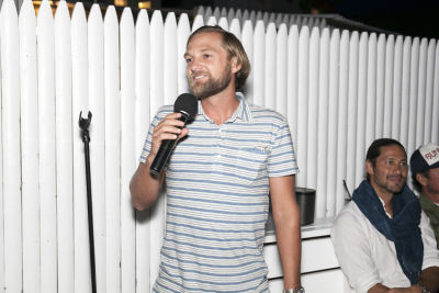 mikey detemple in Oceana's Save the Last Sharks: Hosted by Loic Gouzer and Mikey DeTemple