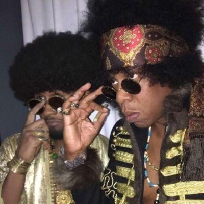 Usher, Jay-Z