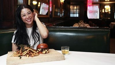 angie mar in Where New York's Top Chefs Go On Date Night
