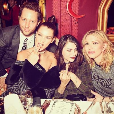 Marc Jacobs Threw The Best Party Of London Fashion Week