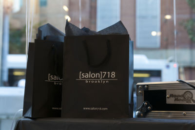 A Fashion Week Pamper Party at Salon 718!