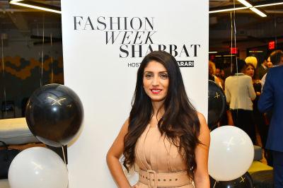 katerina yedidim in 1st Annual Fashion Week Shabbat Hosted by Jon Harari
