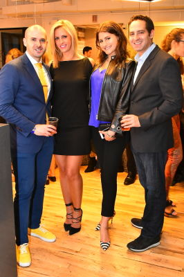 kim levin in 1st Annual Fashion Week Shabbat Hosted by Jon Harari