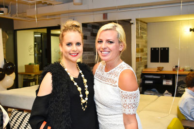 jacky luft in 1st Annual Fashion Week Shabbat Hosted by Jon Harari