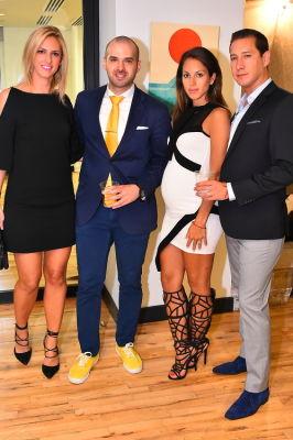 david klar in 1st Annual Fashion Week Shabbat Hosted by Jon Harari
