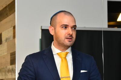 jon harari in 1st Annual Fashion Week Shabbat Hosted by Jon Harari