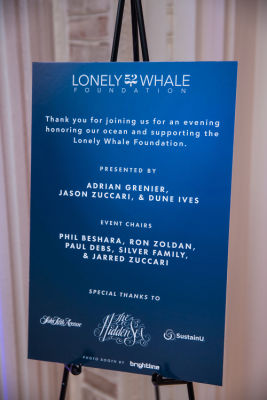 jason zucarri in Lonely Whale Foundation's Fall Fundraiser, DC