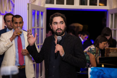 jason zuccari in Lonely Whale Foundation's Fall Fundraiser, DC
