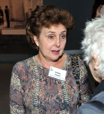 shelly steiglitz in New Jewish Home 4th Annual Himan Brown Symposium
