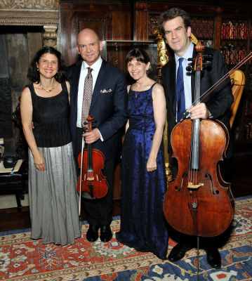 An Evening Of Music at The Morgan Library Benefitting The Golisano Center for Autism