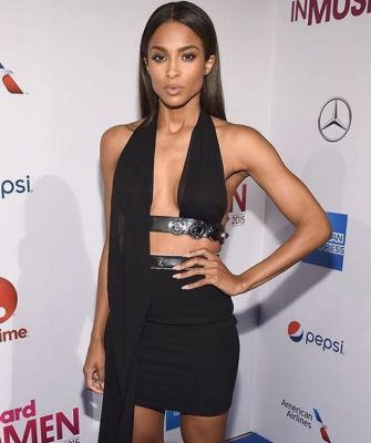 ciara in 57 #NoBra Moments From Our Favorite Celebrities