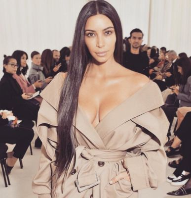 kim kardashian in 57 #NoBra Moments From Our Favorite Celebrities