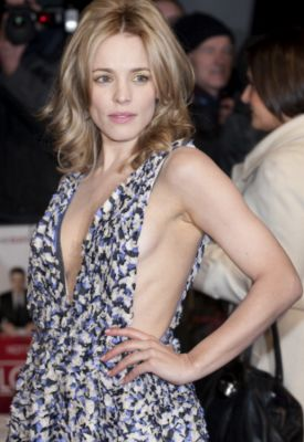 rachel mcadams in 57 #NoBra Moments From Our Favorite Celebrities