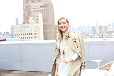 alexandria geisler in The Keeper Of Fashion's Little Black Book, Alexandria Geisler