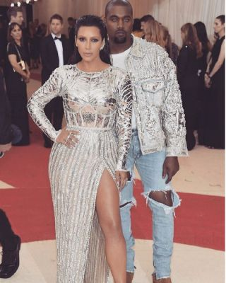 kanye west in Happy Birthday Kim Kardashian: 36 Of Her Best Moments This Year