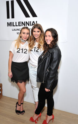 MILLENIAL launch party
