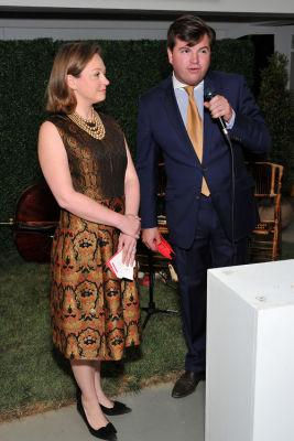 maximilian sinsteden in The Royal Oak Foundation's FOLLIES