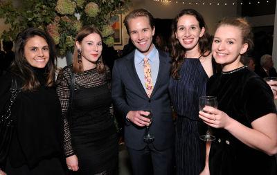 astrid malingreau in The Royal Oak Foundation's FOLLIES
