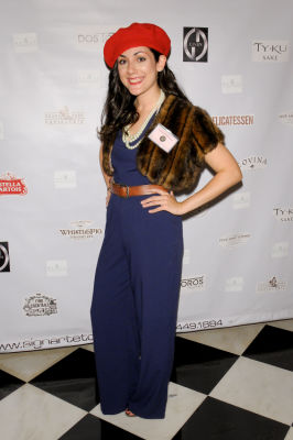 sarah destefano in The Grand NYJL