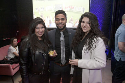 darien labeach in The Inner Circle NYC Launch Event