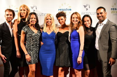 vanessa cameron in The Resolution Project's Resolve 2016 Gala
