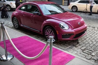 The Pink Agenda Gala sponsored in part by Volkswagen's #PinkBeetle