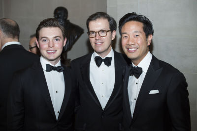 tai heng-cheng in The Frick Collection Autumn Dinner