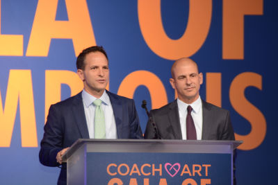 brent weinstein in Inside The CoachArt Gala Of Champions 2016