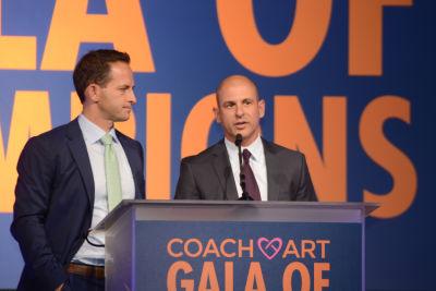 brent weinstein in CoachArt Gala of Champions 2016