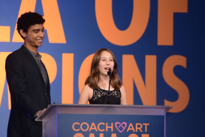 jeffrey palomino in CoachArt Gala of Champions 2016