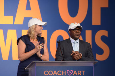 carlyn henry in CoachArt Gala of Champions 2016