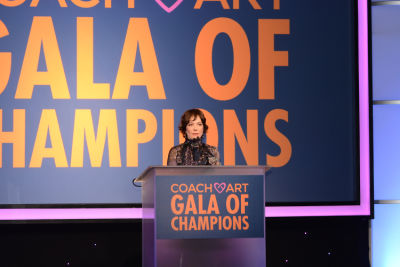 natasha gregson-wagner in CoachArt Gala of Champions 2016