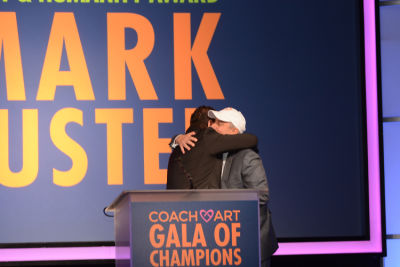 mark suster in CoachArt Gala of Champions 2016