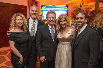 matt denicola in Ali Landry & Michelle Pfeiffer Attend Healthy Child Healthy World's L.A. Gala 2016