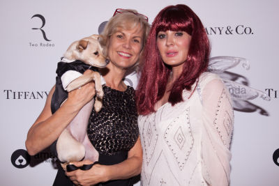 jacqueline stroyman in Bow Wow Beverly Hills Presents… 'A Night in Muttley Carlo' with James Bone, the Amanda Foundation Annual Halloween Fundraiser