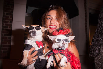 carmen diaz in Bow Wow Beverly Hills Presents… 'A Night in Muttley Carlo' with James Bone, the Amanda Foundation Annual Halloween Fundraiser
