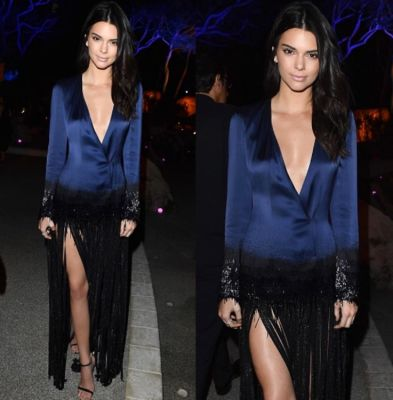 kendall jenner in 15 Times Kendall Jenner Partied Without Her ID