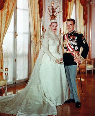 grace kelly in Princess Diaries: 7 Americans Who Married Royalty