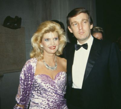 ivana zelnickova in Every Woman Future President Donald Trump Has Dated