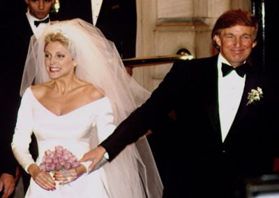 marla maples in Every Woman Future President Donald Trump Has Dated