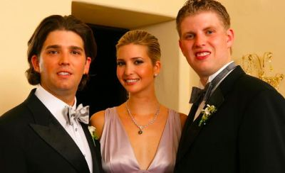 ivanka trump in 12 Unfortunate Photos Ivanka Trump Definitely Doesn't Want You To See