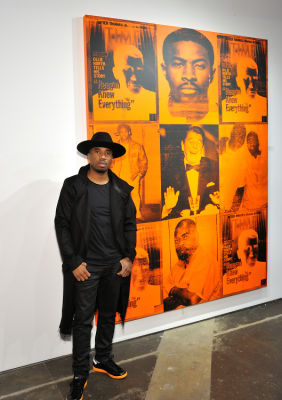 Orange Is The New Black exhibition opening at Joseph Gross Gallery