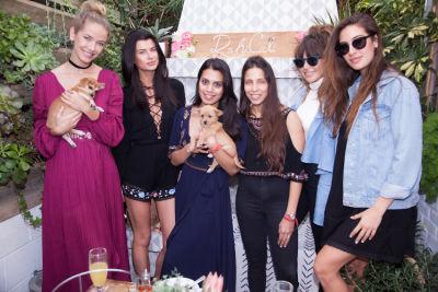 olivia jordan in Mowgli Rescue & Rahicali's Furry Friendsgiving at The Butcher's Daughter