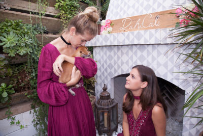 michelle hammerman in Mowgli Rescue & Rahicali's Furry Friendsgiving at The Butcher's Daughter