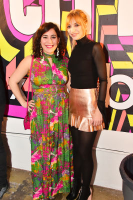 Fab x Broad City Launch Event