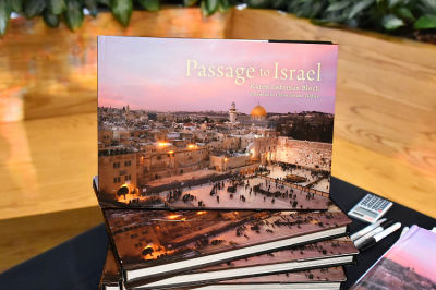 Passage to Israel: Opening Night Exhibition & Concert