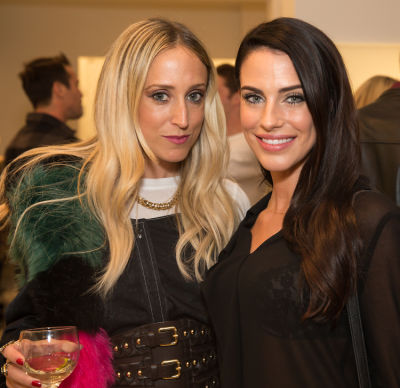 jessica lowndes in Reservoir Celebrates One-Year Anniversary with Cocktail Event and Opening of Second Floor Home Shop