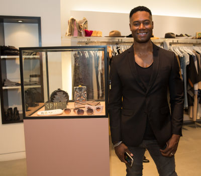 steeve valbrun in Reservoir Celebrates One-Year Anniversary with Cocktail Event and Opening of Second Floor Home Shop