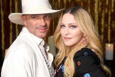 Alan Faena, Madonna